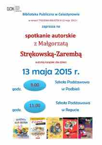 plakat strekowska-zaremba1